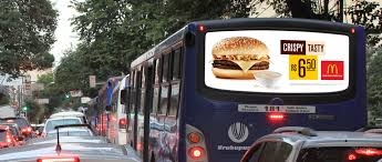 Busdoor, Maxibus