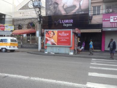 Av. Visconde de Rio Branco, 319 esquina com Rua S. João frente Terminal Rodoviário - Centro