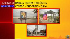 Mobiliário Urbano Cabo Frio