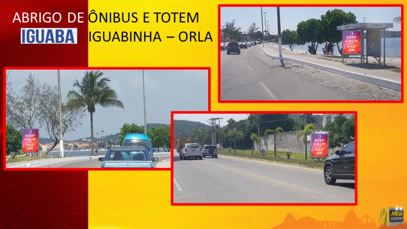 Mobiliário Abrigos, Mups, Iguaba