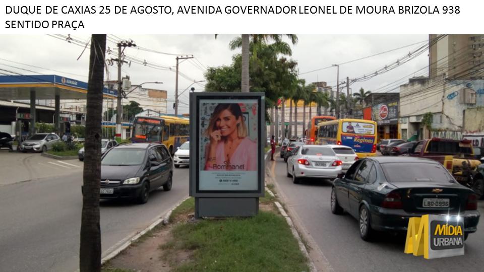 Mobiliário Urbano Duque de Caxias