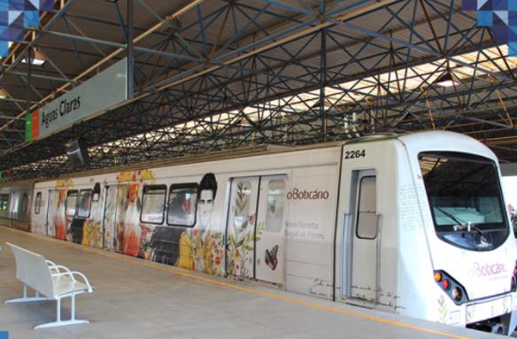 Metrô Brasília
